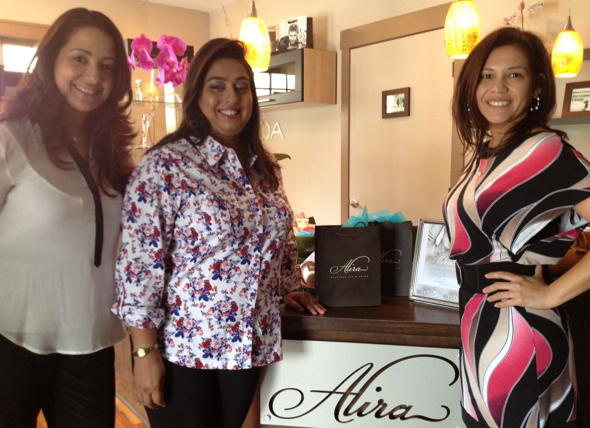 Gear Up for a Beautiful Summer with Alira Boutique Spa and Salon