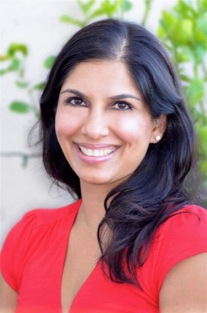 Shubhra Ramineni author photo
