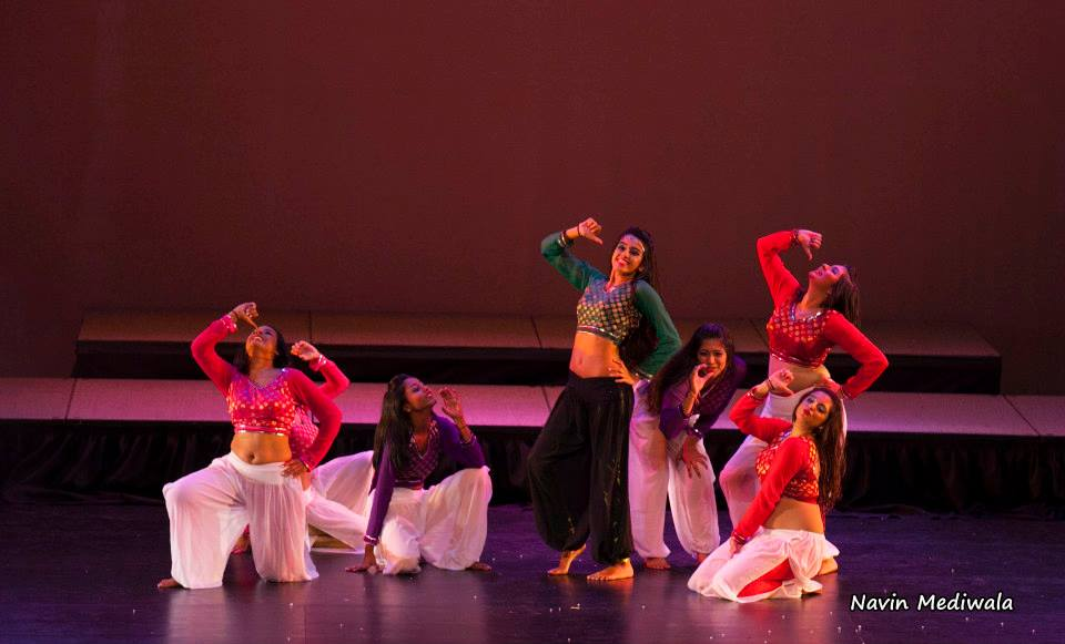 The Show Must Go On… Bollywood Dance Enthralls All Ages!