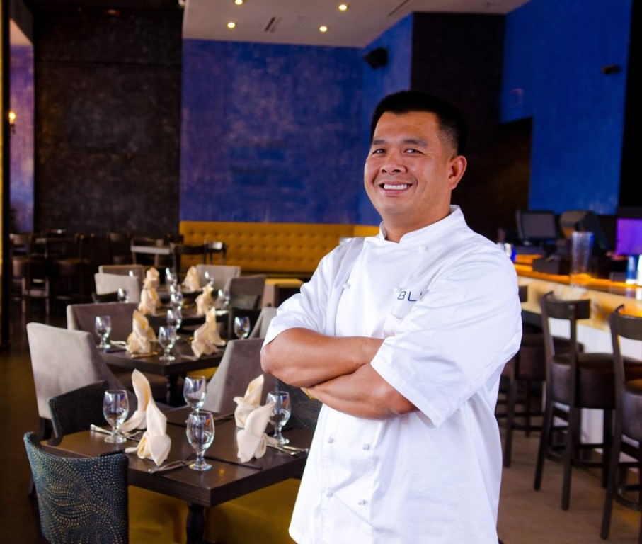 Executive Chef Junnajet Jett Hurapan