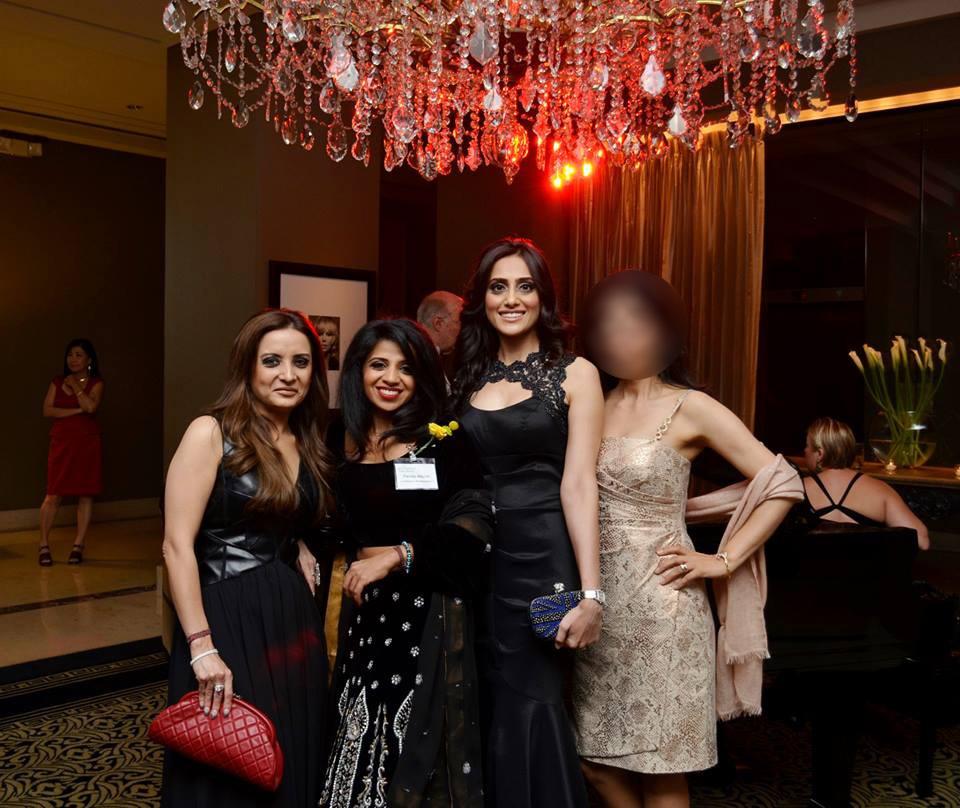Shefali Tejani, Farida Abjani, Zara Merchant