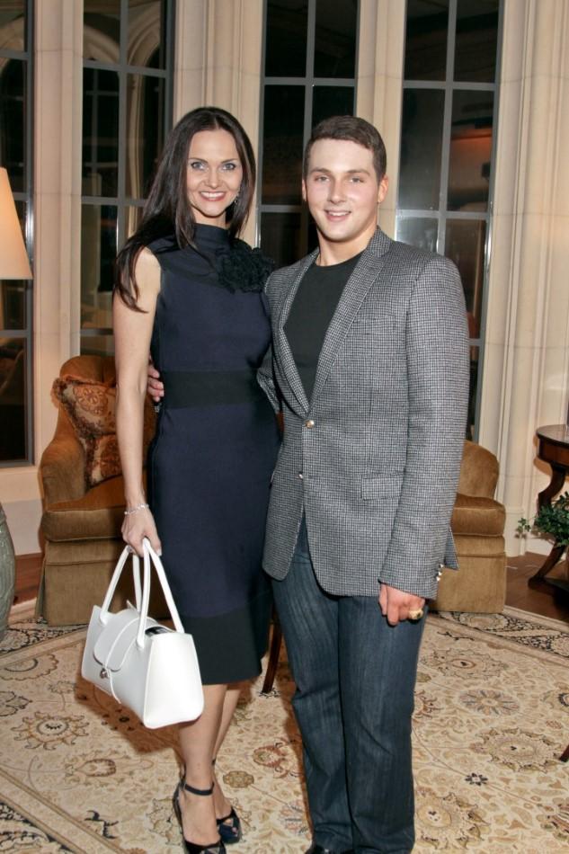 Gabriela Dror and Jonathan Blake