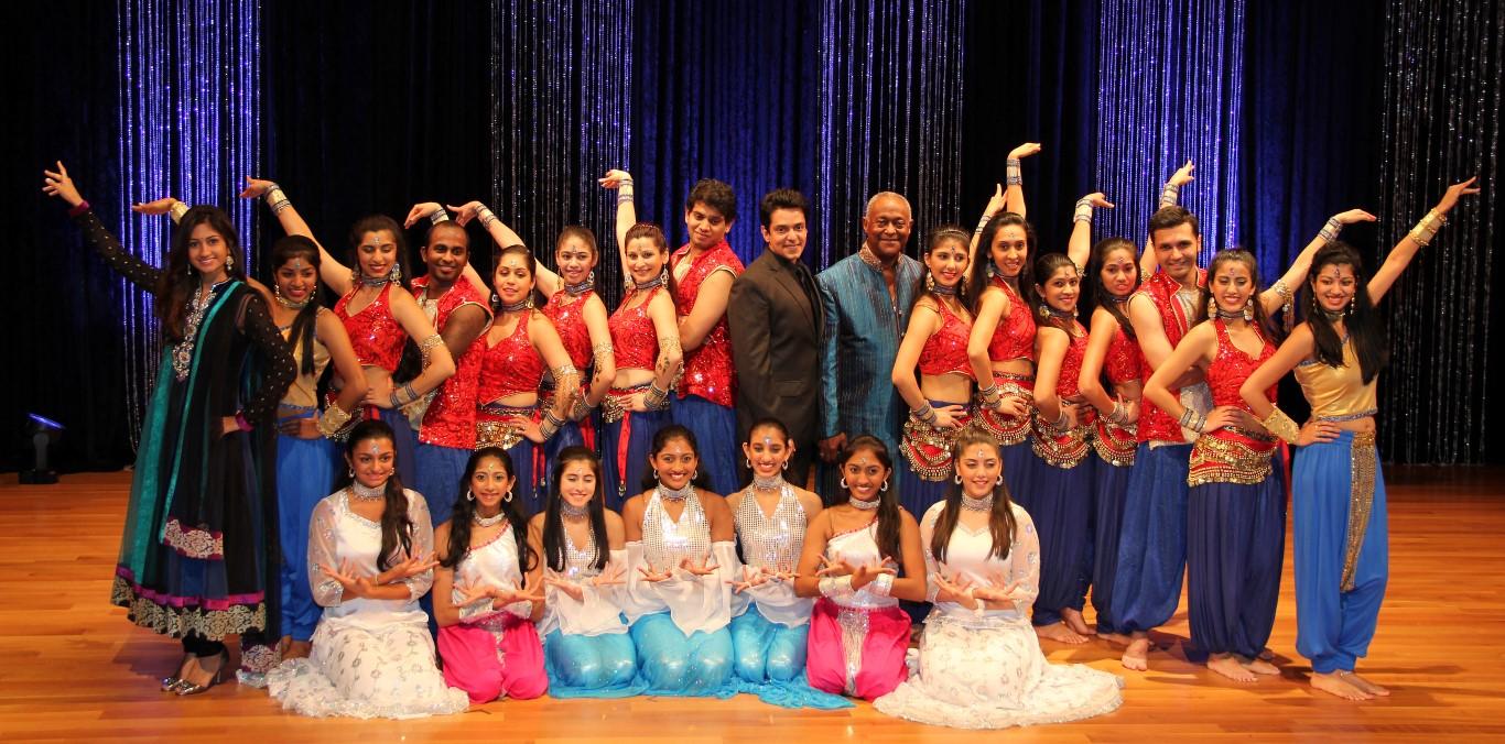 Rhythm India Dance Performance4