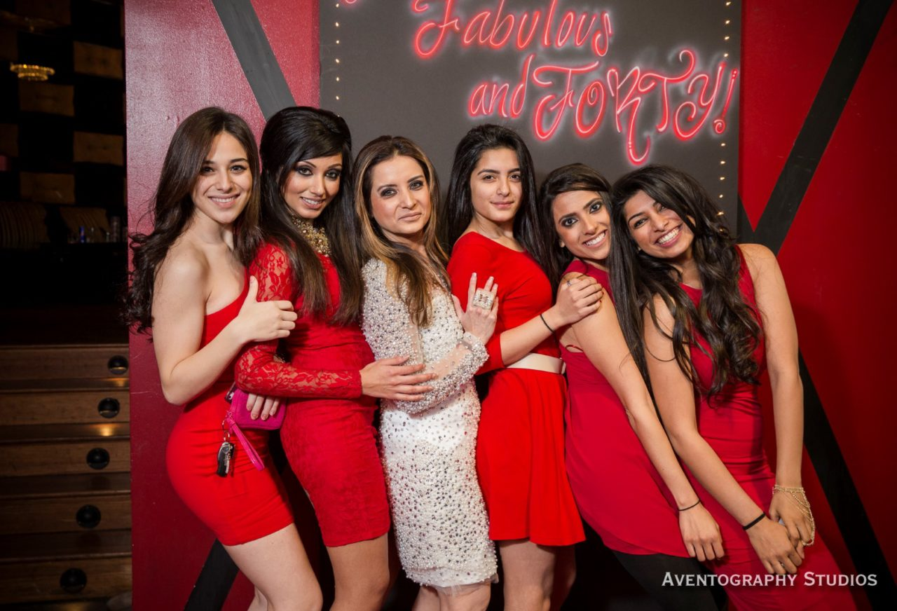 Holiday Season Parties in Full Swing – Lets Paint the Town Red!
