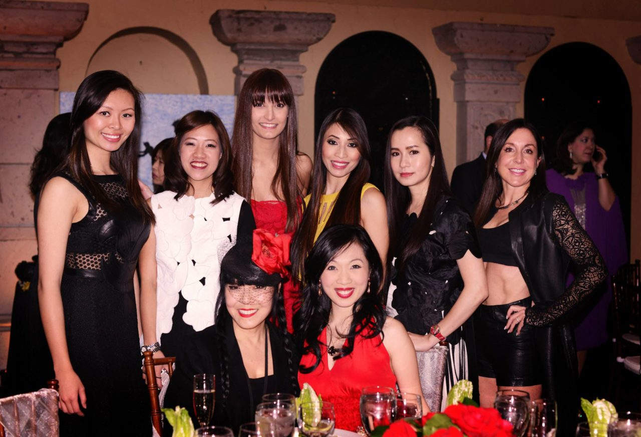 Fashionable Holiday Celebrations Embark on Love, Friendship and New Beginnings