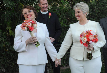 Mayor Parker Weds Long-time Partner