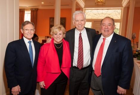 Bill Helms, Paula Sutton, Charles Foster, Eduardo Aguirre Jr