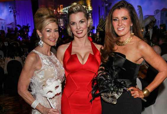 Winter Ball 2014 Draws a Distinguished Group with a Venetian themed Gala Event