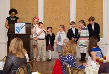 Bring in Spring with Happiness – Children's Museum of Houston Luncheon