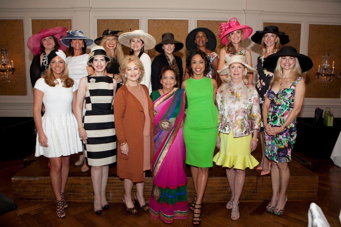 Hats Off to Mothers Raising $205,000 For Easter Seals Greater Houston
