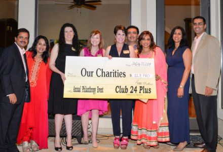 Society Parties | Club 24 Celebrates an Evening of Philanthropy