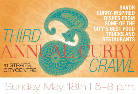 Third Annual Curry Crawl