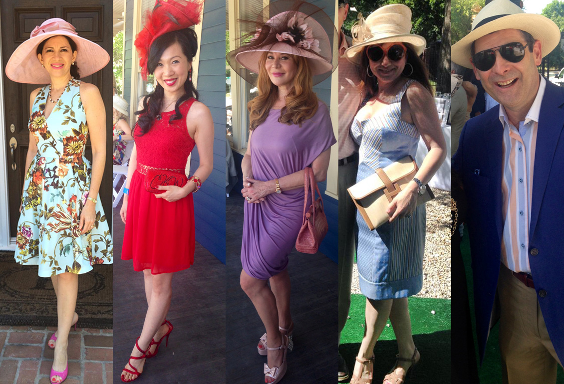 Houstonia Celebrates Derby For Holly Rose Ribbon Foundation