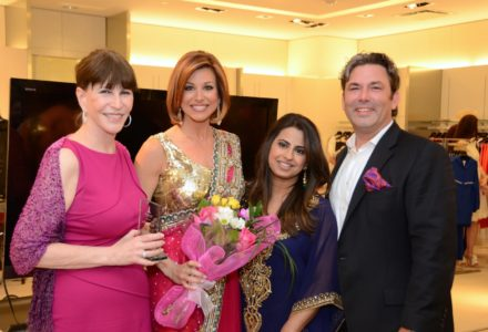 Lights Camera Action Enthralls Houston as they Celebrate the 2nd Annual International Mothers' Day Soirée