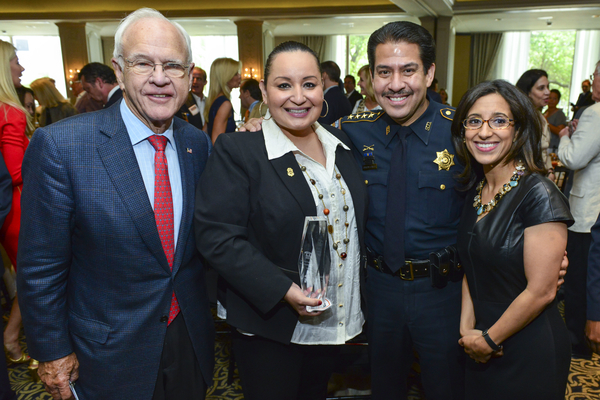 Crime Stoppers Honor Real Life Heroes