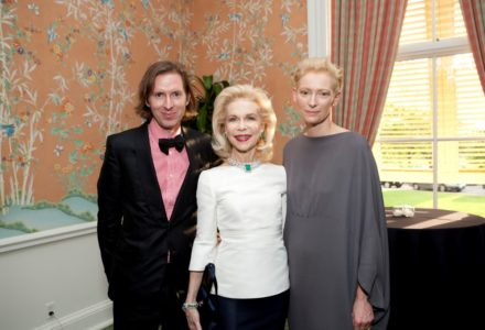 A Star Studded Rothko Chapel Visionary Awards Gala with Tilda Swinton, Lynn Wyatt and Wes Anderson