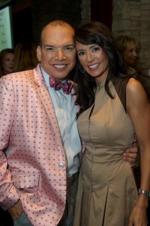 Alex Martinez & Diane Caplan