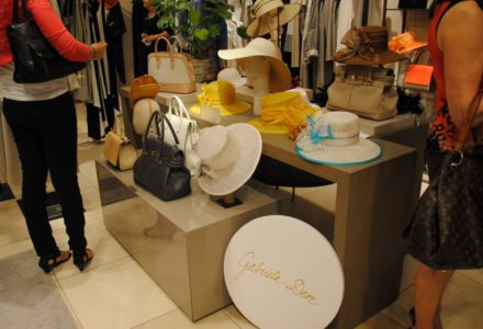 Galleria Max Mara Showcases Gabriela Dror Hats