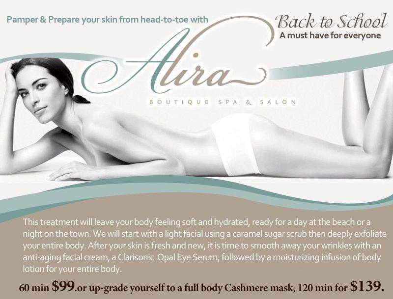 Alira - Back to School - A must have for everyone