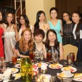 Back row: Grace Lynn, Gabriela Dror, Ruchi Mukerjee, Connie Kwan-Wong, Tiffany Zhang, Unnati Doshi, Amanda Cheung Front Row: Cindi Rose, Judy Yan, Tracy Cheung