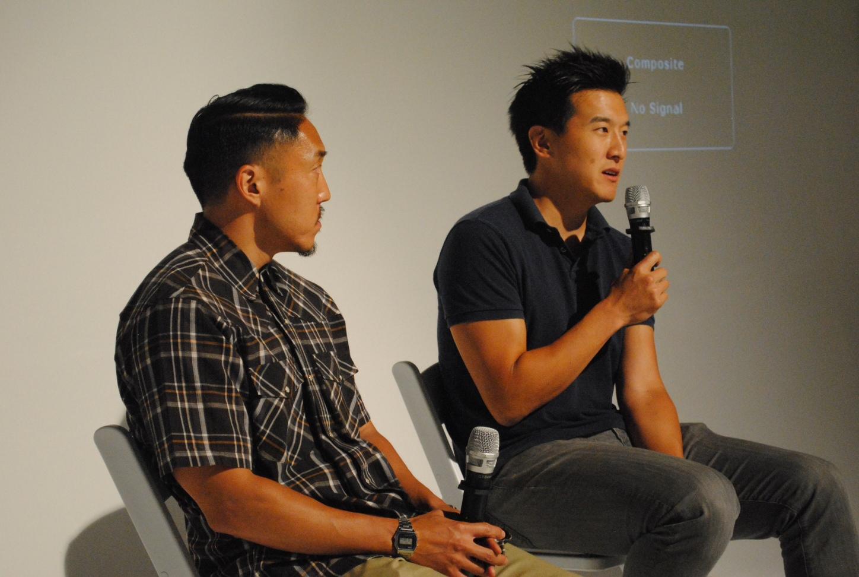 Tadashi Nakamura and Brian Yang 1