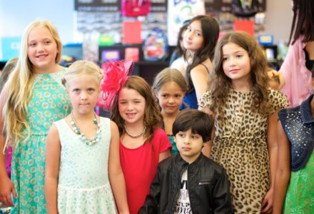 Young and Fabulous Back To School Fashion Show Event for Crime Stoppers