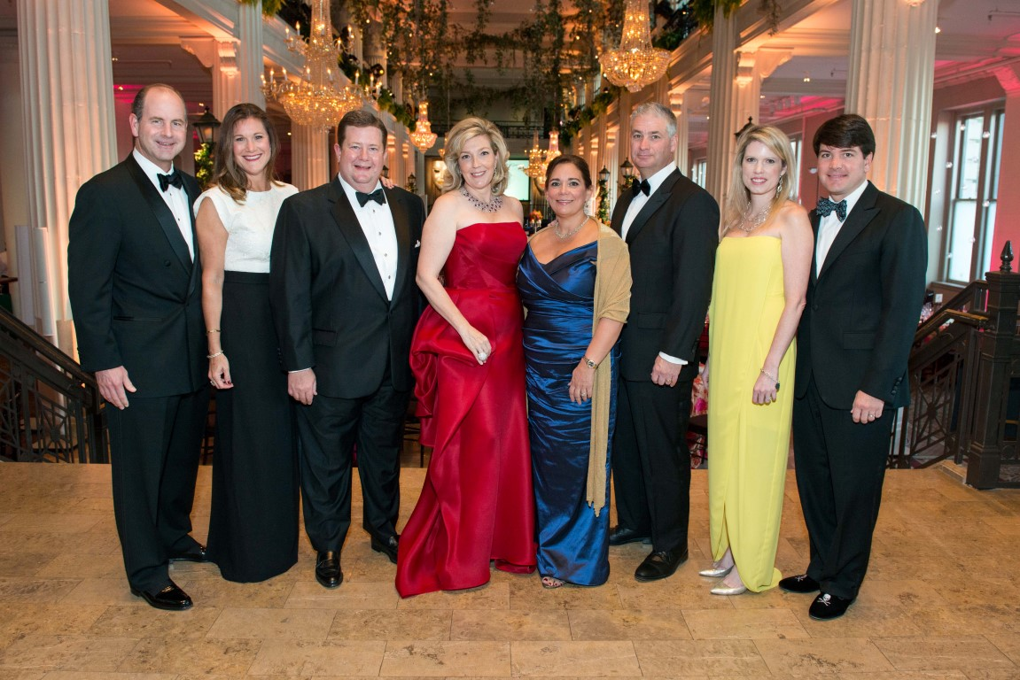 A Night In The Quarter raises about $1M for the Children's Museum of Houston