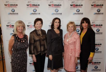 A Powerful Luncheon with Women in Business