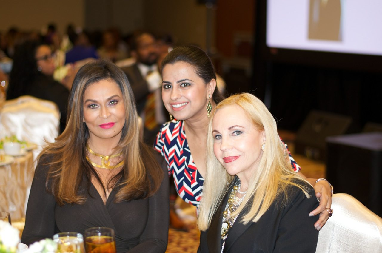 Honest and Fearless Tina Knowles Enthralls Houston at TWEF