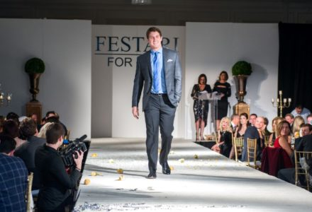 Festari For Men Walk the Ramp for Bo's Place – An Italian Night to Remember