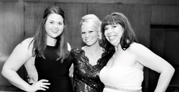 Kate Tankersley, Executive Director, Cortney Cole Hall, President and Founder, Lee Mitchell, Co-Founder and Executive Vice President