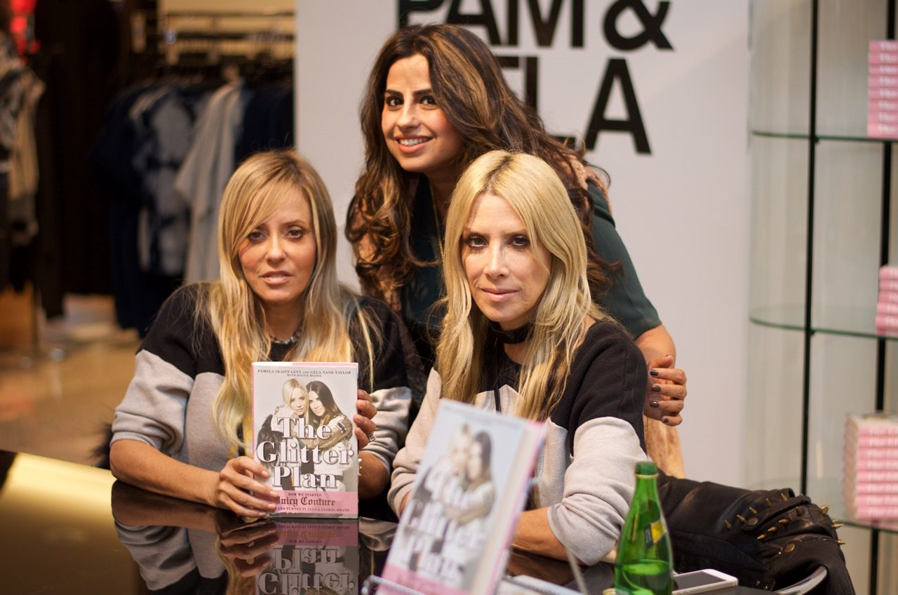 Juicy Couture Founders Come Back With A Glitter Plan