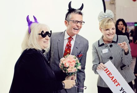 Multi-tired Cakes, Elaborate Dresses and Randy Fenoli – Houston's Bridal Extravaganza Had It All!