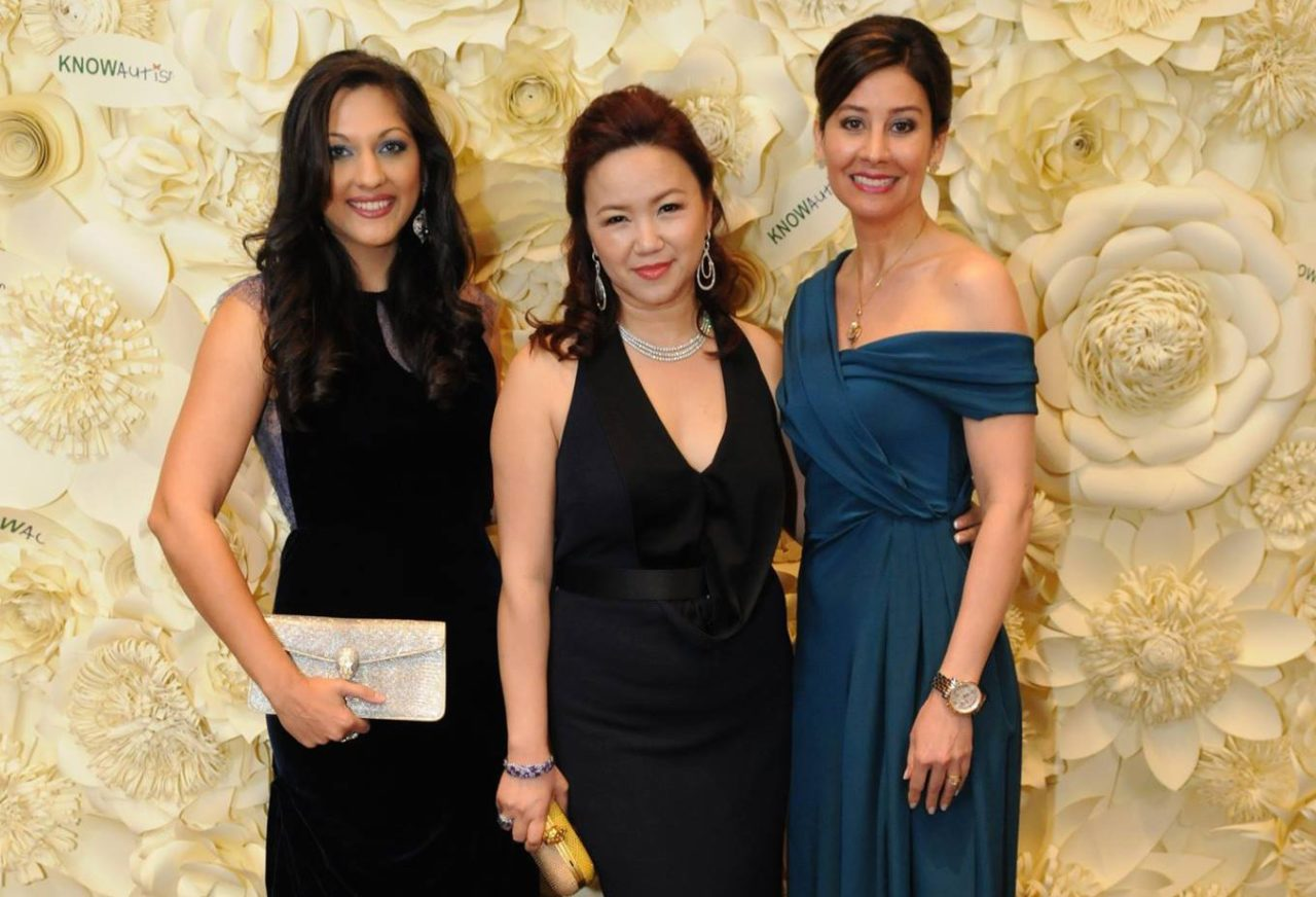 Power Couples, Philanthropists and Local Celebs Celebrate KNOWAutism Inaugural Gala 2015