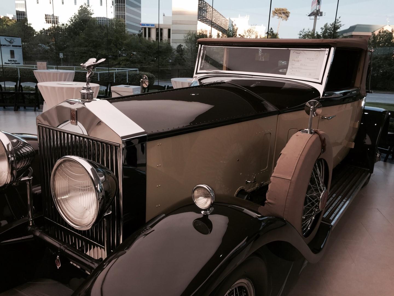 1929 Rolls Royce Phantom I Regent