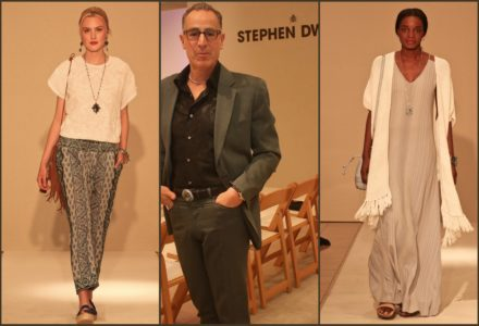 An Evening with Designer Stephen Dweck – Recipe for Success