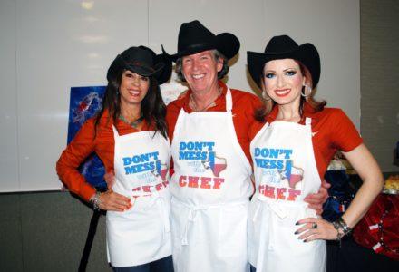 A Texas Taste Teaser Enthralls Houstonians