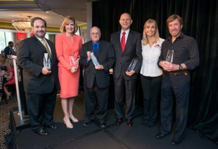 Heroes of Houston Honored at the Crimes Stoppers of Houston Luncheon