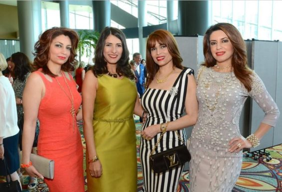 Latin Women Luncheon Brings High Fashion Raising more than $250,000