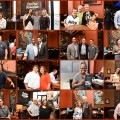 George Springer All-Star Bowling Benefit Kick Off Party Photos with IDs