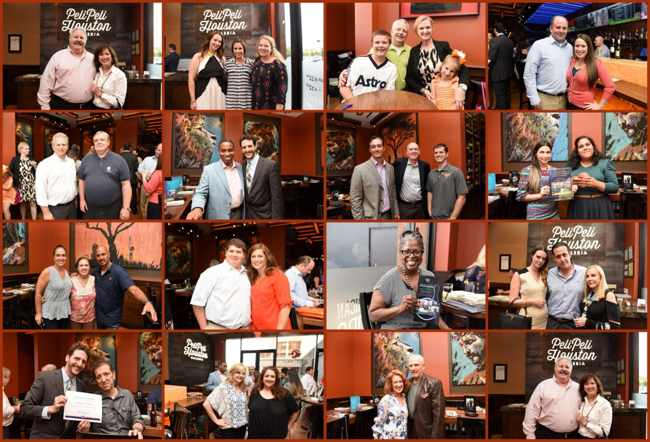 Houston Astros George Springer All-Star Bowling Benefit Kick Off Party