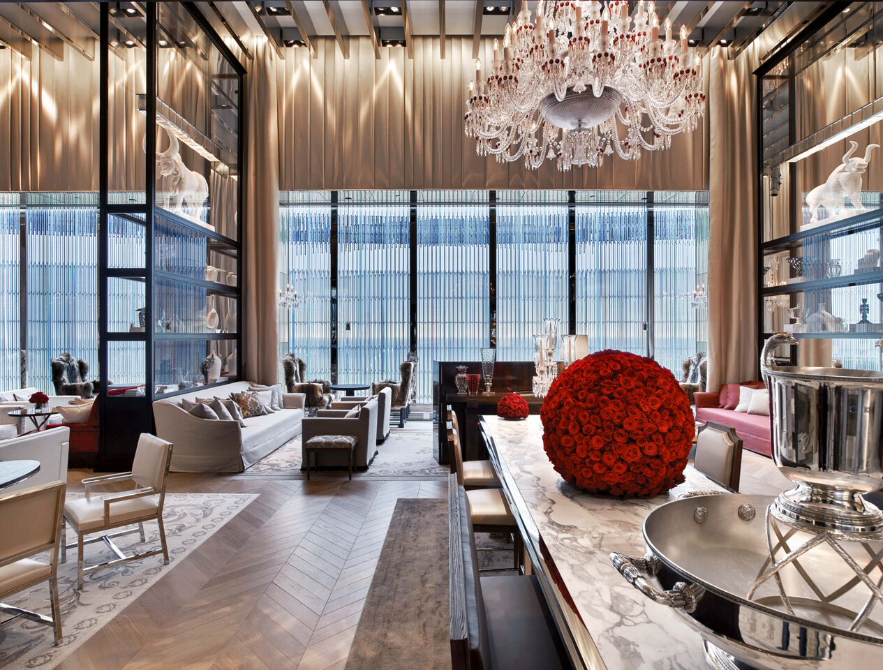 Baccarat Hotel & Residences New York (1)