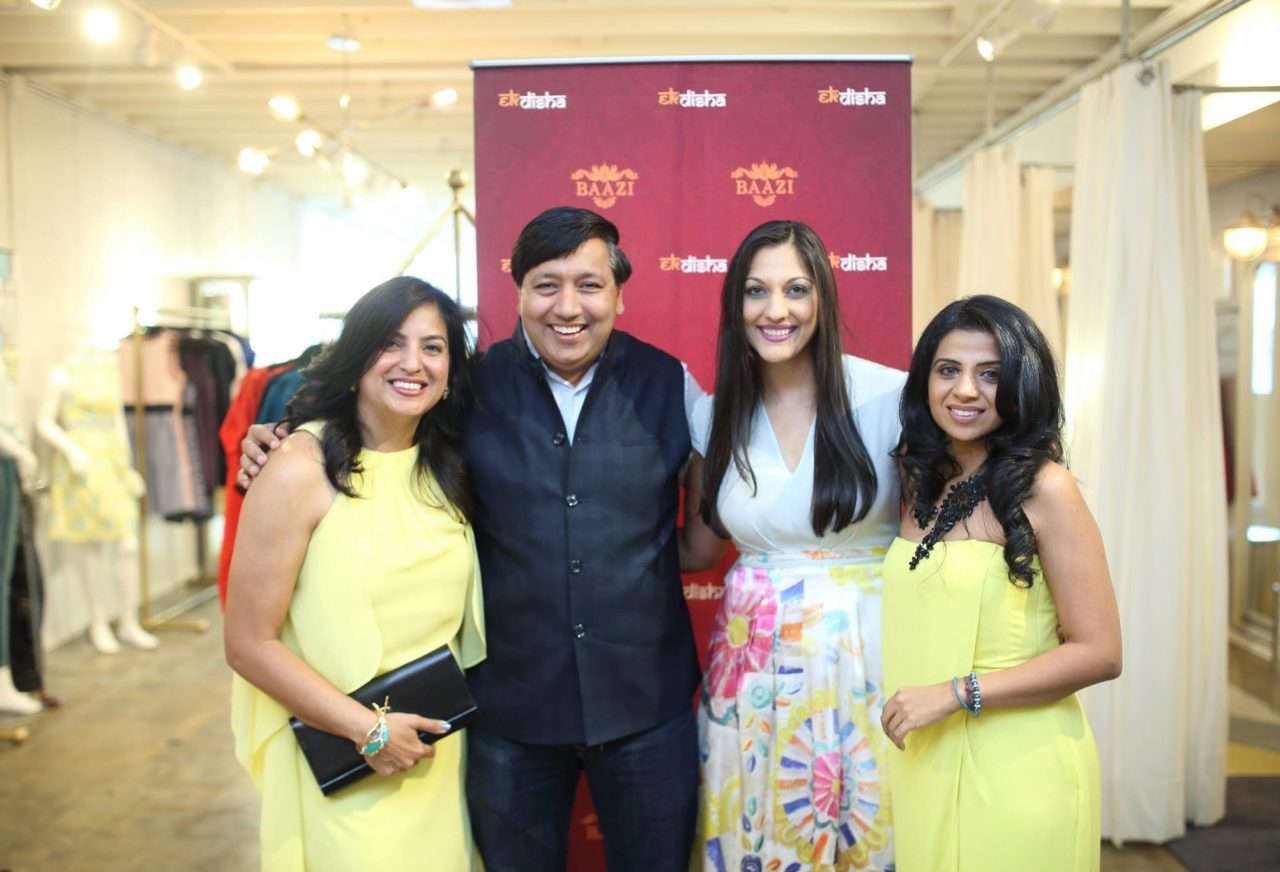 'Don' Themed Baazi Gala kick starts with a Fashionable Bunch