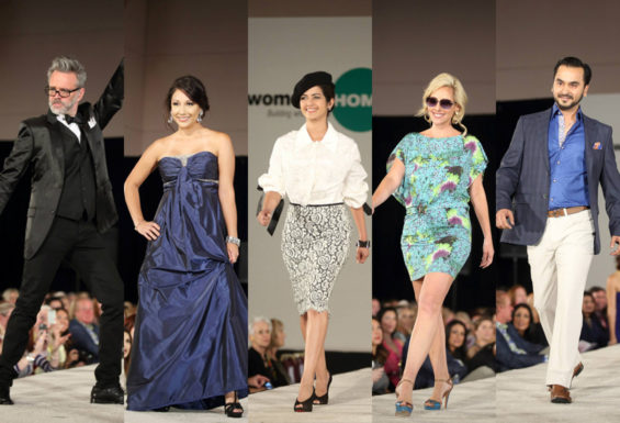Catwalks and Fashion Parties in Galleria - Hot Summer Events for The Women's Home