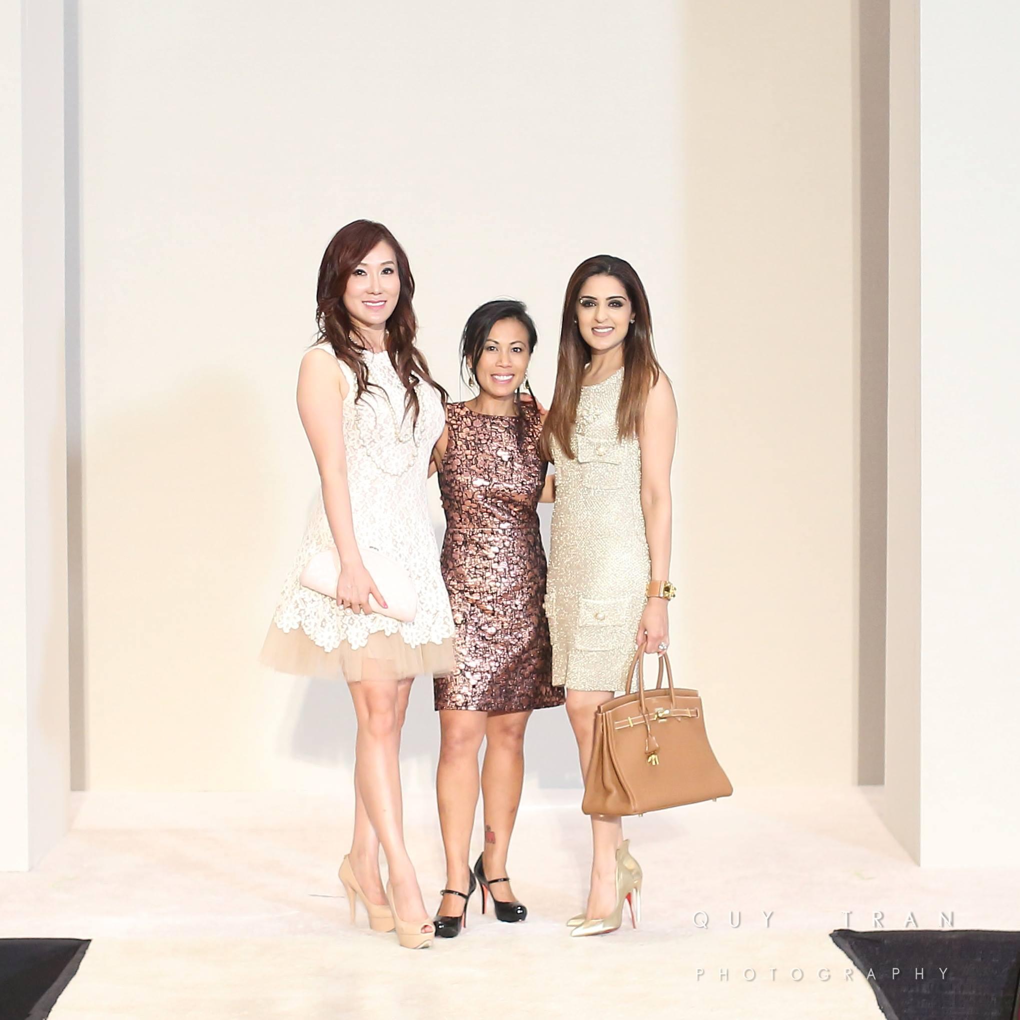 Mandy Kao, Chau Nguyen, Sneha Merchant