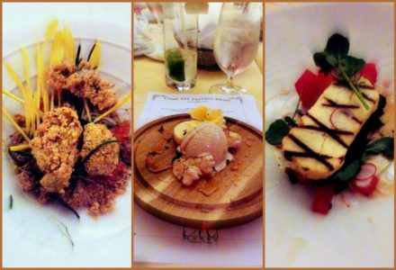 Let's CAMP at Mark's – Mark's American Cuisine Restaurant Experience