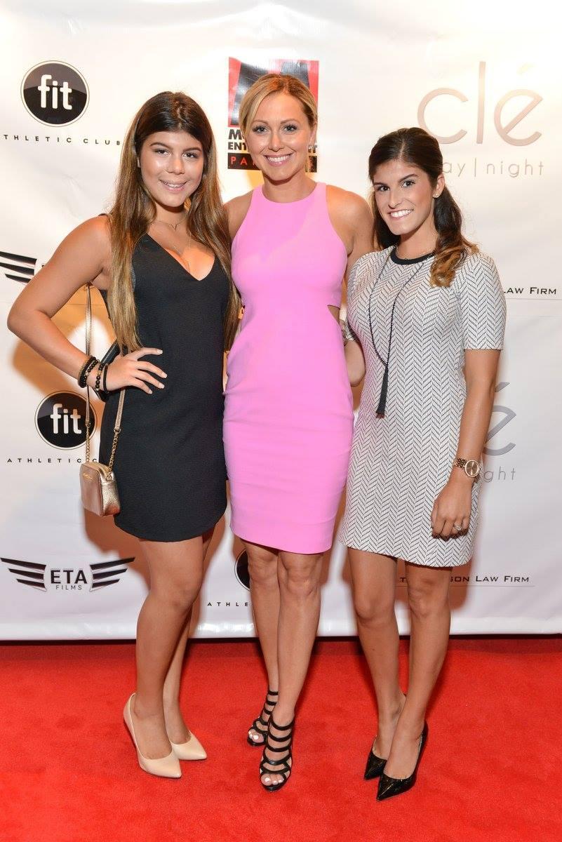 Savannah Grace Gibson, Amanda Dykmann, Alexis Rogers