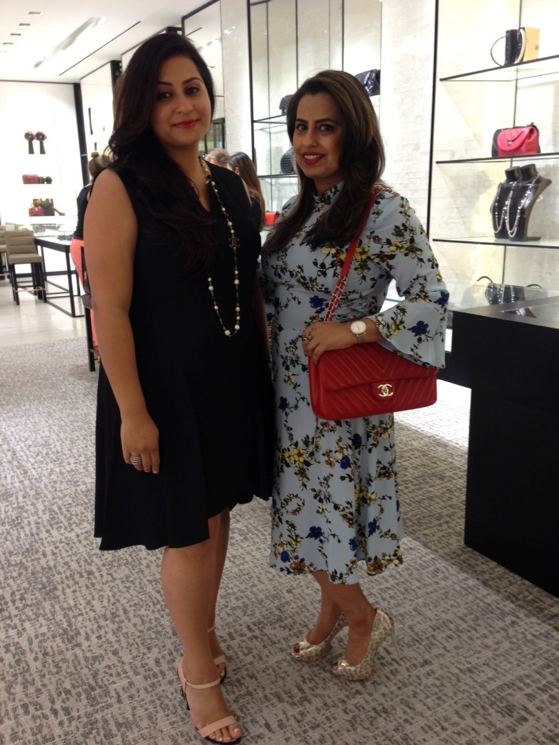 Chanel Hosts City Tattlers (3)