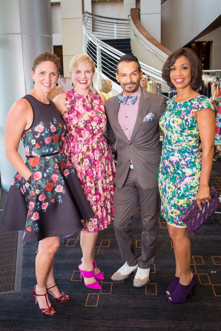Rebecca Matthews, Ashley McClellan, Todd Ramos, Gina Gaston Ellie