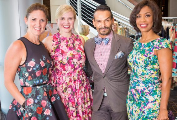 Making a Statement in Fashion and Philanthropy at The Women's Hospital of Texas 12th Annual Labor Day Luncheon and Style Show